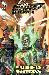 Justice Society of America (2006-) #44