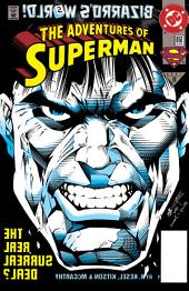 Adventures of Superman (1987-) #510
