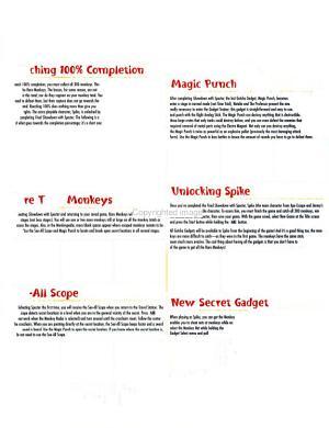 Ape Escape 2 PDF