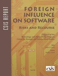 Foreign Influence On Software Book PDF