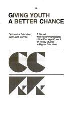 Oversight Hearings on American Secondary Education PDF