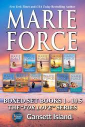 Gansett Island Boxed Set Books 1- 10.5