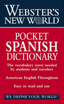 Webster s New World Pocket Spanish Dictionary PDF