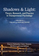 Shadows and Light (Volume 2