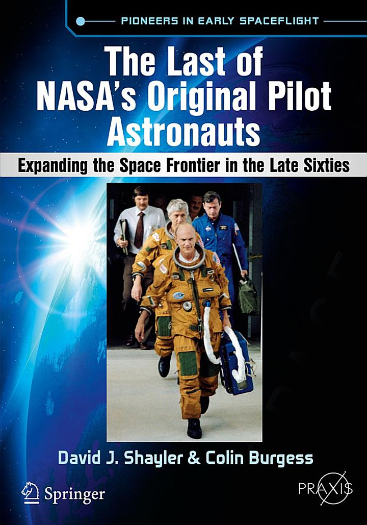 The Last of NASA's Original Pilot Astronauts