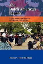 The Dutch American Identity
