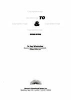 Barron s Guide to Medical   Dental Schools PDF