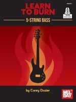 Learn to Burn  5 String Bass Guitar PDF