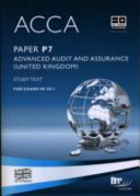 Acca   P7 Advanced Audit and Assurance  Gbr  PDF