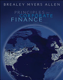 Principles of Corporate Finance with S P bind in card Book