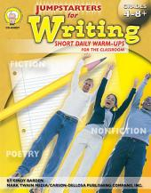 Jumpstarters for Writing, Grades 4 - 8