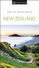 New Zealand - Dk Eyewitness Travel Guide