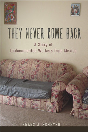 They Never Come Back PDF
