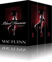 Blood Treasure Box Set (New Adult Vampire Romance)