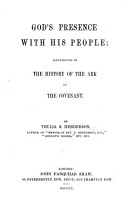 God s Presence with His People  illustrated in the history of the Ark of the Covenant PDF
