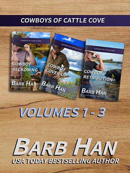 Download Cowboys of Cattle Cove Volumes 1 3 Book