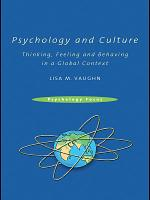 Psychology and Culture PDF