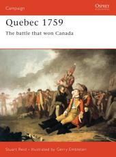 Quebec 1759: The battle that won Canada