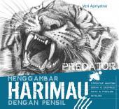 Menggambar Harimau dengan pensil