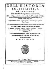 Dell' historia ecclesiastica di Piacenza: Volume 2