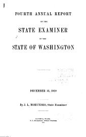 Washington Public Documents: Volume 2