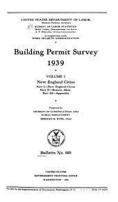 Building Permit Survey: Issue 689