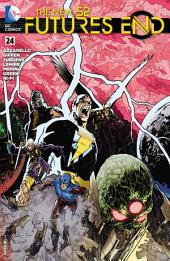 The New 52: Futures End (2014-) #24