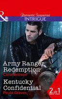 Army Ranger Redemption PDF