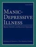 Manic Depressive Illness PDF