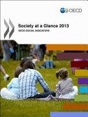 Society at a Glance 2014