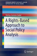 A Rights Based Approach to Social Policy Analysis PDF