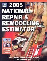 2005 National Repair   Remodeling Estimator PDF