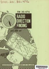 Radio Direction Finding
