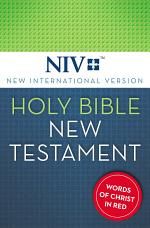 NIV, Holy Bible, New Testament, eBook, Red Letter