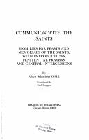 Communion with the Saints PDF