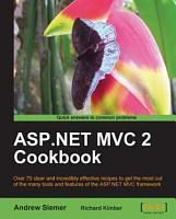 ASP  Net Mvc 2 Cookbook PDF