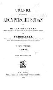 Uganda und der Aegyptische Sudan