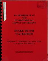 Snake River Watershed Plan: Environmental Impact Statement