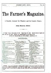 The Farmer's Magazine and Kentucky Live-stock Monthly ...: Volumes 1-3