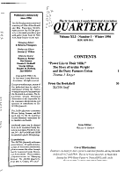 The Quarterly PDF