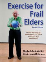 Exercise for Frail Elders PDF