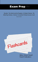 Exam Prep Flash Cards for Bundle  The Earth and Its Peoples      PDF
