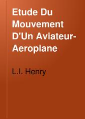 Etude Du Mouvement D'Un Aviateur- Aeroplane