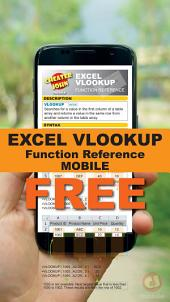 Excel VLOOKUP Examples & Function Reference: Mobile - Free