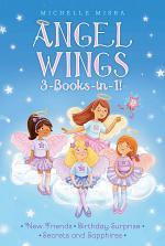 Angel Wings 3-Books-in-1!