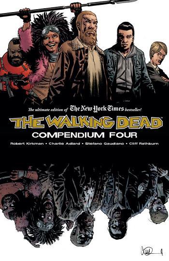 412BAJ *The Walking Dead: Compendium 4 [PDF/EPub] by Robert Kirkman - ehu 💥😭😭💥 #Dead