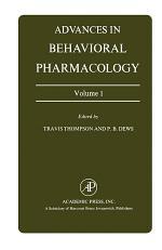 Advances in Behavioral Pharmacology