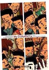 Les Colocataires - Tome 1 - Le quatrième passager