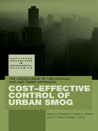 Cost Effective Control of Urban Smog PDF