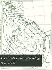 Contributions to Meteorology: Part 2